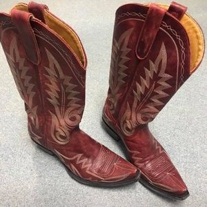 Women's Old Gringo Boots size 9